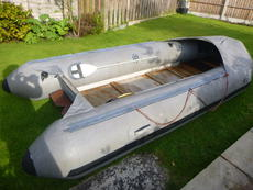 12ft Inflatable Dinghy heavy duty !!