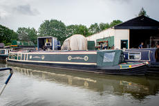 57ft Traditional SM Hudson Narrowboat - Lister JP2