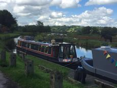 55ft Traditional Narrowboat - Adelaide N