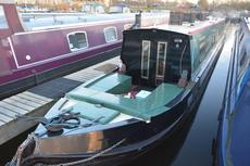 Beautiful 60ft Gary Gorton Trad