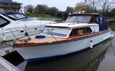 30ft. STOREBRO ROYAL III MOTOR-CRUISER - exceptional example