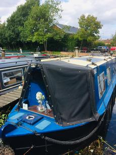28foot 2 berth Narrowboat