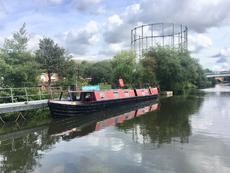 Historic Narrow Boat - Bournemouth 1936