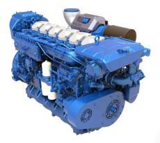 New Baudouin 6M26.3 600hp - 815hp Heavy Duty Marine Diesel Engine Package