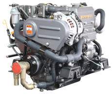 NEW Shire 25WB 20hp Workboat Engine & Gearbox Package