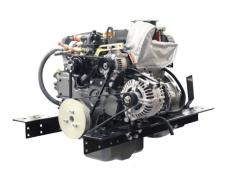 NEW Shire 35 Narrowboat Engine & Gearbox Package