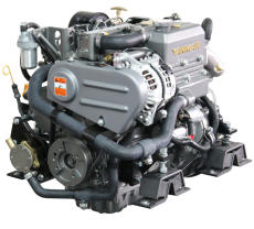 NEW Shire 30WB 30hp Workboat Engine & Gearbox Package