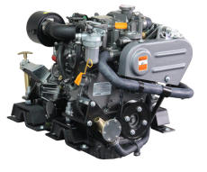 NEW Shire 20WB 20hp Workboat Engine & Gearbox Package