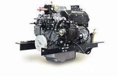 NEW Shire 20 Narrowboat engine & gearbox package