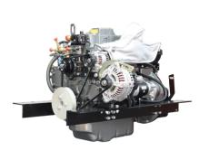 NEW Shire 38 Narrowboat Engine & Gearbox Package