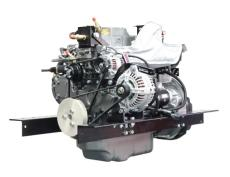 NEW Shire 40 Narrowboat engine & gearbox package
