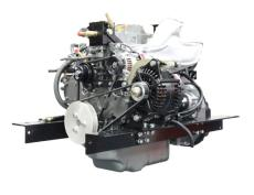 NEW Shire 49 Narrowboat engine & gearbox package