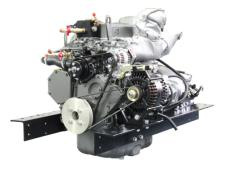 NEW Shire 70 Narrowboat engine & gearbox package