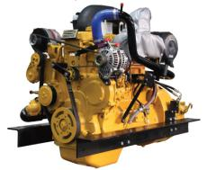 NEW Shire 90 Narrowboat engine & gearbox package