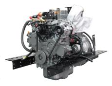 NEW Shire 30D Narrowboat engine & gearbox package