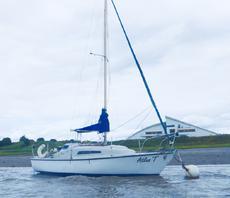 Parker Seal 22 Trailer Sailer