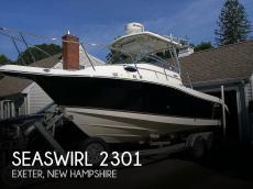 2007 Seaswirl Striper 2301 W/A Limited Edition
