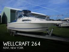 1996 Wellcraft 264 Coastal