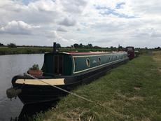 70ft '91 Fenmatch Trad Stern Narrow Boat