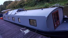 Wide Beam Barge For sale