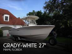 2002 Grady-White 283 Release