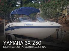 2004 Yamaha SX 230