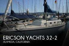 1972 Ericson Yachts 32-2