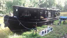 woodentop narrowboat