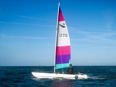 dart 15 catamaran in  good working order