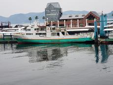 RoPax ,45 meter Loa 1995 Japan Built