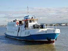 Passenger Vessel for Conversion