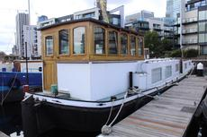 Beautiful residential 62ft Dutch Barge