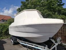 Fast Fisher Hull Aquafish 23 for sale!