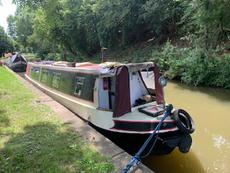 45ft Colecraft (trad) with Lister engine