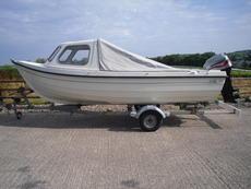 Orkney 520 Cuddy Cabin