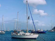 Amel Euros 39 Sailboat