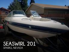 1997 Seaswirl 201