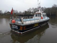 For Charter Nelson Support Vessel