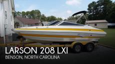 2007 Larson 208 LXi