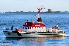 Janus, 23 m Rescue/Crew boat
