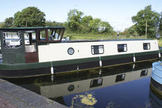 50' Barge Houseboat, Built 2012