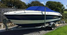 Bayliner 652 with Mercruiser 1.7 dti  inboard