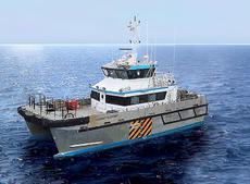 Crew Transfer Vessel for Sale