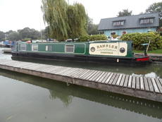 Super 53'Trad with option of mooring at Saul Junction Marina