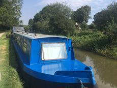 Kennerley 55FT Springer Narrowboat