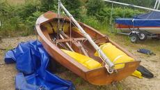 Fairey Marine Firefly (Sail No. 2012)