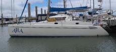1997 Fountaine Pajot Tobago 35
