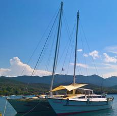 Wharram Tiki 38 Catamaran PRICED TO SELL