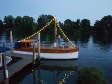 27' classic gentlemans motor yacht