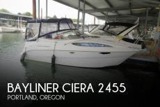 2001 Bayliner Ciera 2455